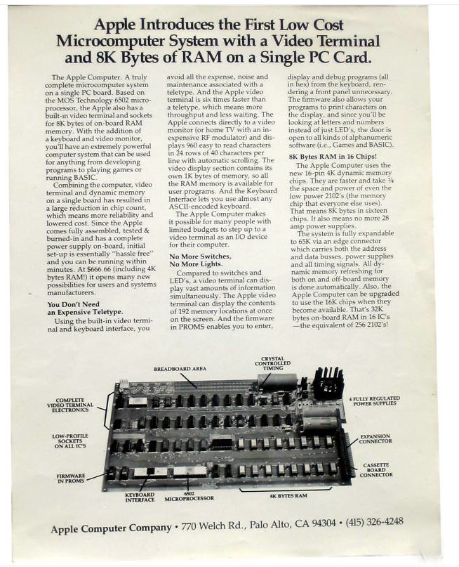 Apple Computer Ads 1