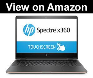 hp spectre x360 laptop music
