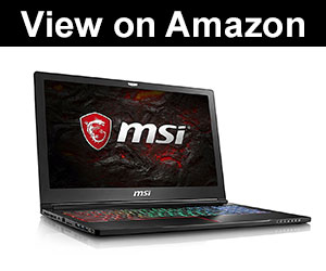 msi gs63vr stealth music production laptop
