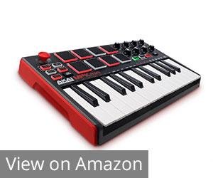 Akai MPK Mini Midi Keyboard Review