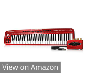 Behringer Best Battery Life Midi Keyboard