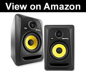 krk rokit 5 best studio monitors