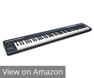 M Audio Keystation Midi Keyboard