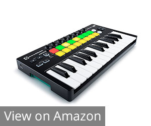 Novation Launchkey Best Budget MIDI Keyboard