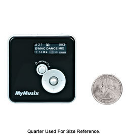 NEW DRIVER: MYMUSIX MP3 PLAYER