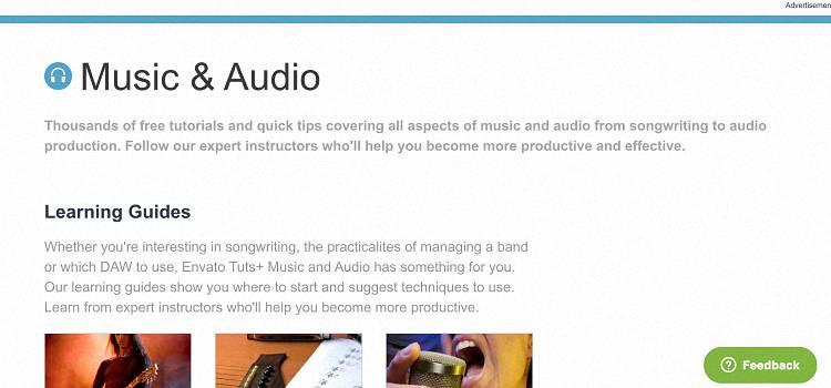 Audio Tuts
