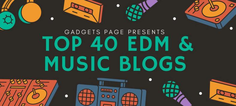 Best EDM & Music Production Blogs