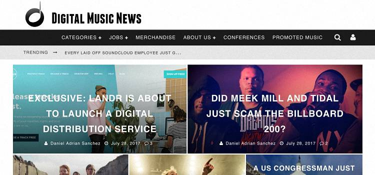 Digital Music News