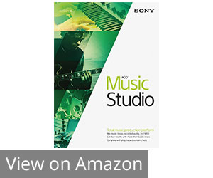 sony acid music studio 10 daw