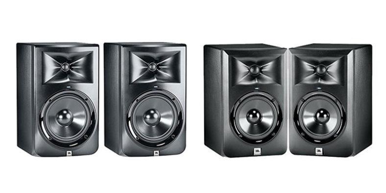 JBL LSR305 LSR308 Studio Monitor Speakers