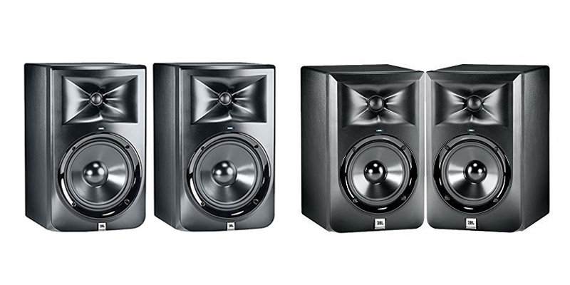 JBL LSR305 LSR308 Studio Monitor Speakers