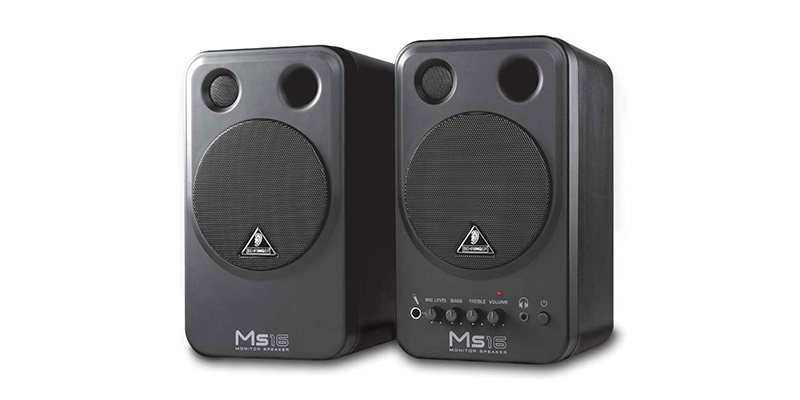 Beringer MS16 Speakers