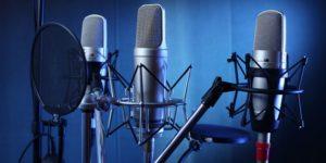 Studio microphones review