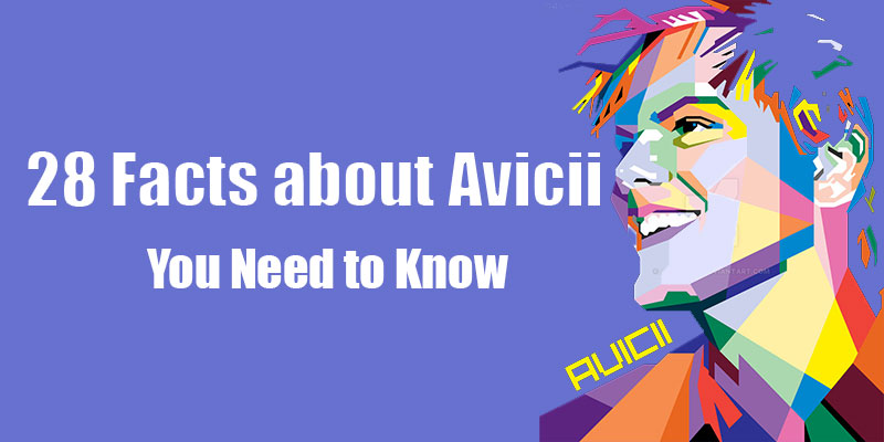 Avicii facts