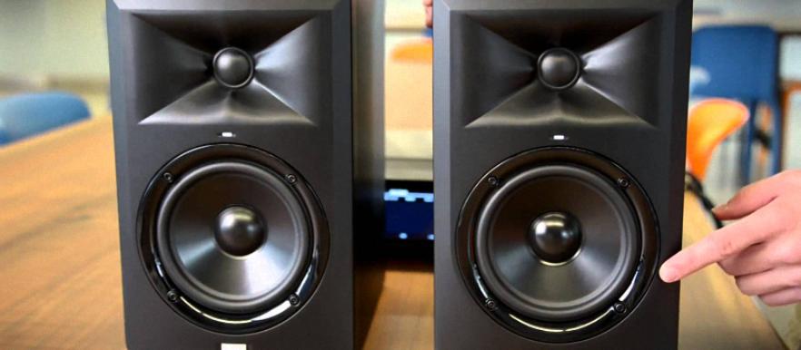 Top 10 Best Studio Monitor Speakers Review 2017
